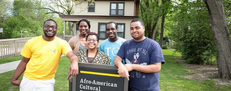 Afro House da Universidade de Iowa